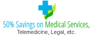 Telemedicine and Legal services